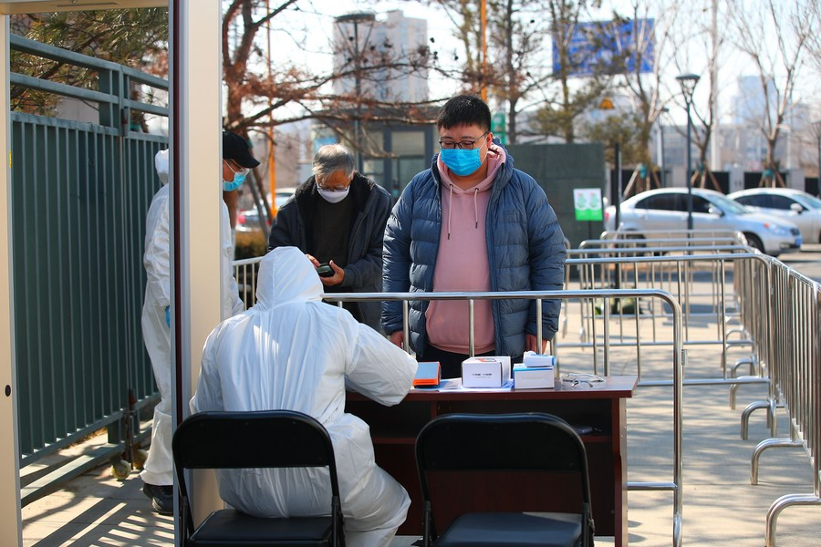 เสิ่นหยางคุมเข้มชุมชนเสี่ยง หลังหญิงกักตัวครบ 14 วัน โผล่ป่วยโควิด-19