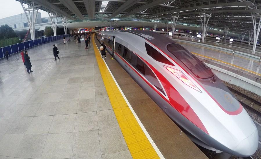รถไฟความเร็วสูง 'ปักกิ่ง-เซี่ยงไฮ้' ยืดหยุ่นค่าตั๋ว แพงสุด 2,700 บาท
