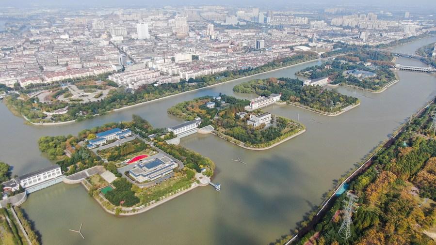 โครงการ 'ผันน้ำใต้สู่เหนือ' หล่อเลี้ยงซานตง เอื้อประโยชน์ผู้คนหลายสิบล้าน