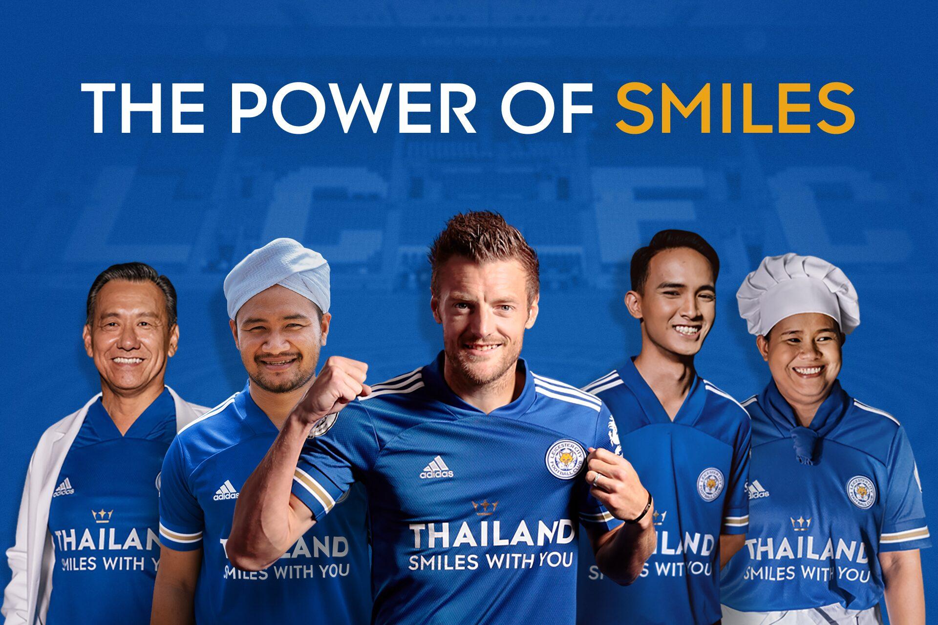 'คิงเพาเวอร์' เผยโฆษณา 'THAILAND SMILES WITH YOU' เสนอเรื่องราวผู้รับผลกระทบจากโควิด-19