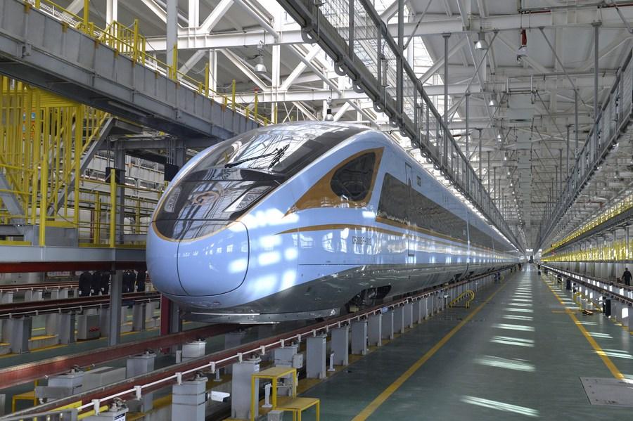 จีนเตรียมเปิดทางรถไฟความเร็วสูง 'อิ๋นชวน-ซีอัน' ร่นเวลาเดินทาง 11 ชม.