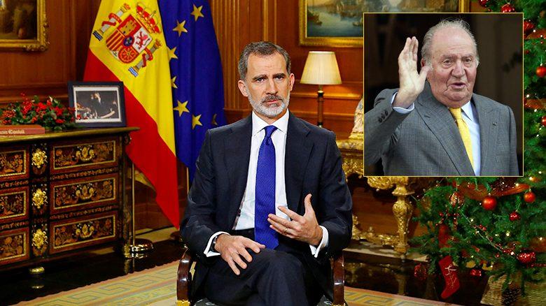กษัตริย์สเปนตรัส จริยธรรมต้องเหนือสายสัมพันธ์ครอบครัว
