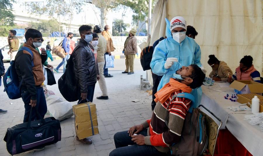 'อินเดีย' ป่วยโควิด-19 เพิ่มกว่า 2.3 หมื่นราย