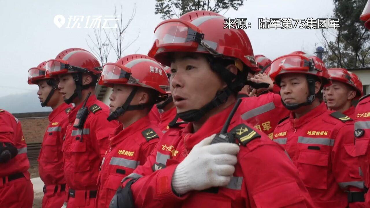 ซ้อมโหด! กู้ภัยเหตุแผ่นดินไหวจีนฝึกหนักเพื่อปกป้องชีวิตประชาชน
