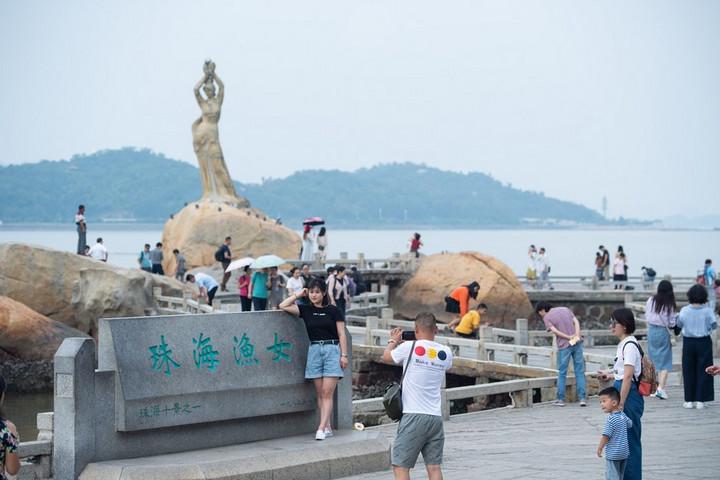 จีนมุ่งพัฒนาท่องเที่ยวเขตเศรษฐกิจอ่าว 'กว่างตง-ฮ่องกง-มาเก๊า'