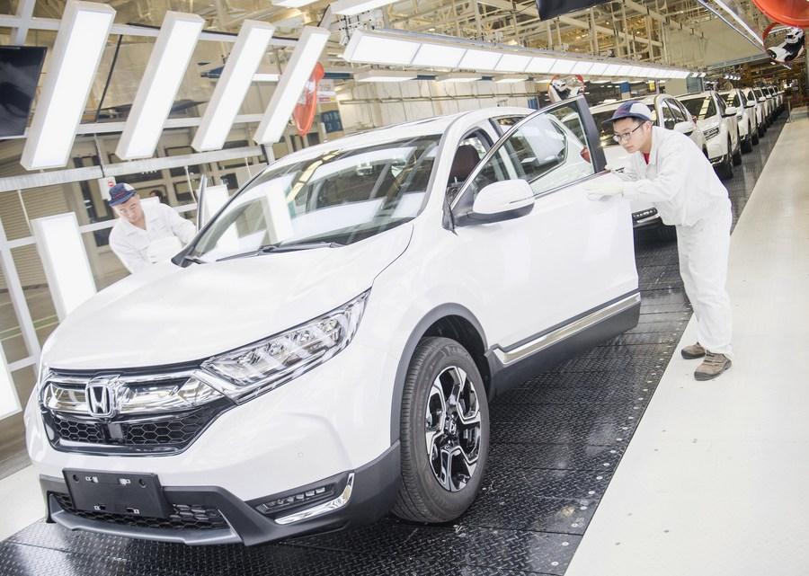 'ฮอนด้า' เรียกคืนรถในจีนกว่า 1 ล้านคัน พบจุดเสี่ยงจากปั๊มเชื้อเพลิง