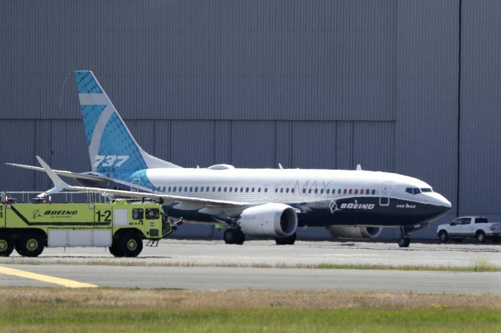 โบอิ้งควัก 7.5 หมื่นล้านยุติคดีฉาว 737 แม็กซ์