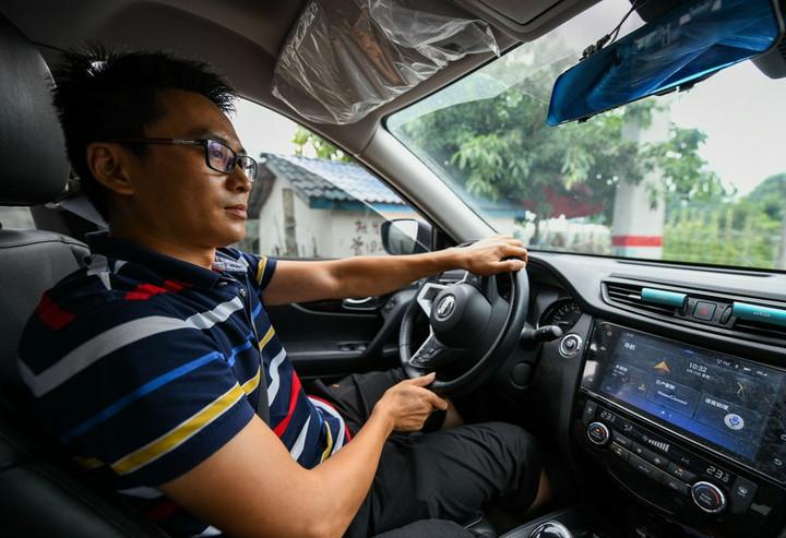 จีนเผยยอดผู้ถือ 'ใบขับขี่' ในประเทศแตะ 456 ล้านคน