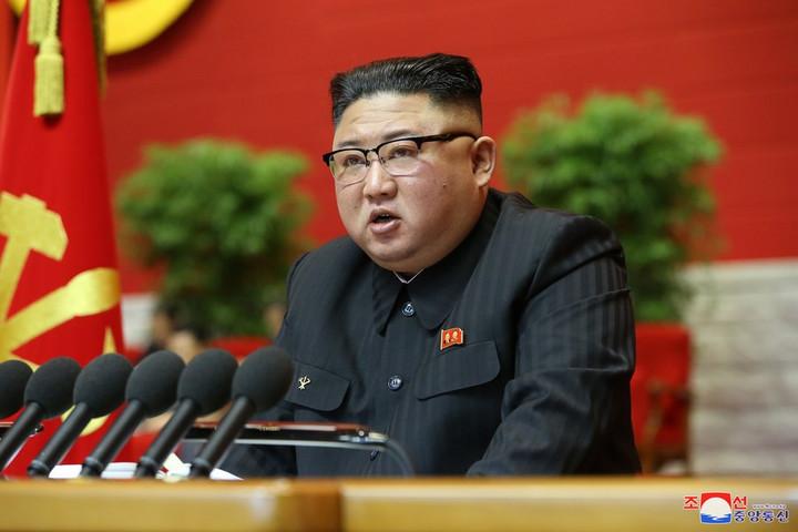 'คิมจองอึน' ให้คำมั่นพัฒนาสังคม-ค.สัมพันธ์กับต่างประเทศ ในที่ประชุมพรรคฯ
