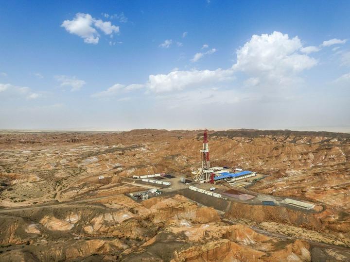 'บ่อน้ำมันทาริม' ส่งก๊าซสู่จีนตะวันออกกว่า 2.7 แสนล้านลบ.ม.