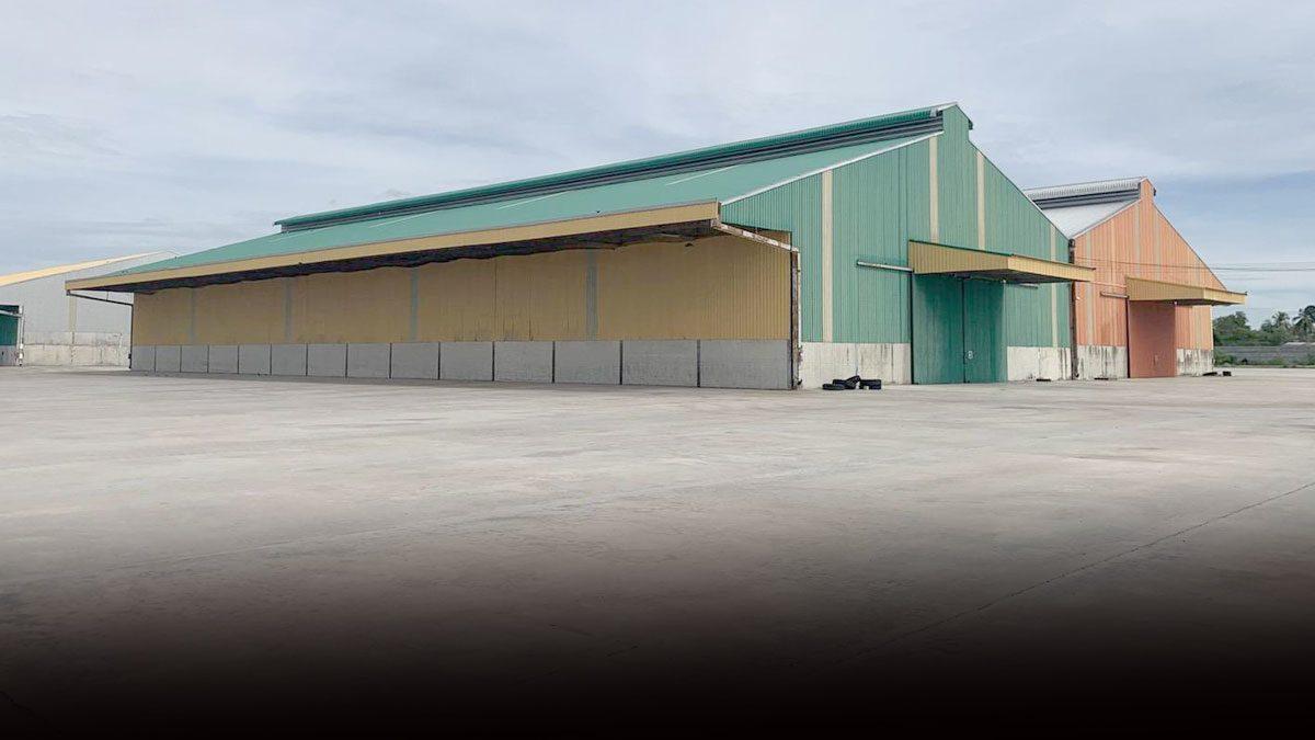 'เสี่ยโรงสี'ยกโกดังกว่า 50 ไร่ ใช้เป็นรพ.สนามรักษาโควิด ฟรี-ไม่คิดค่าใช้จ่าย