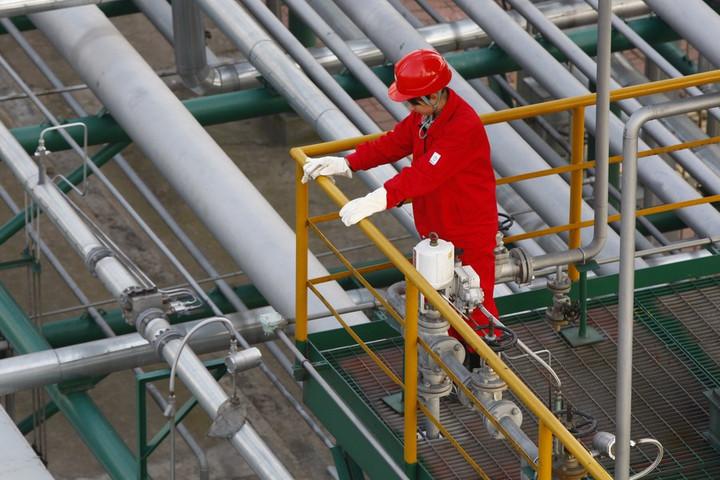 ฐาน 'ก๊าซธรรมชาติ' ใหญ่สุดในจีน เพิ่มกำลังผลิตรับมือคลื่นความเย็น