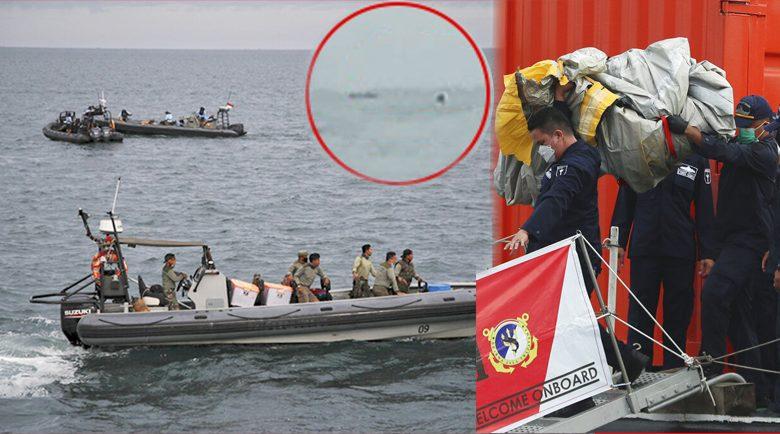 เสียงระเบิดตูมสนั่น ชาวประมงเผยนาทีบินอินโดฯ ดิ่งทะลคร่า 62 ชีวิต