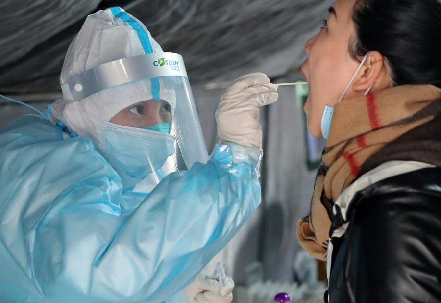 จีนชี้ผู้ป่วยโควิด-19 ไร้อาการ ไม่มีแนวโน้มแพร่เชื้อวงกว้าง