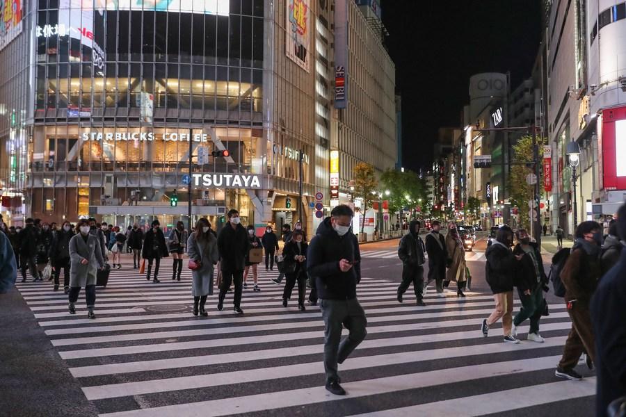 โควิด-19 ฉุดจีดีพี 'ญี่ปุ่น' ปี 2020 หด 4.8% หนักสุดในรอบ 65 ปี