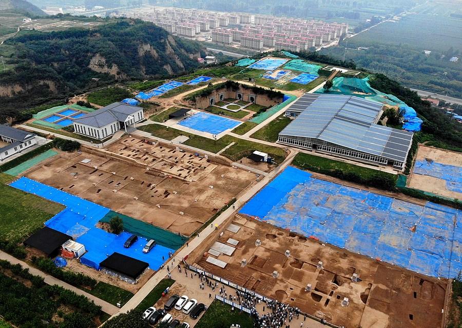 จีนพบ 'พระราชวังเก่าแก่ที่สุด' ในเหอหนาน เชื่อมโยง 'อาณาจักรโบราณ' 5,300 ปี