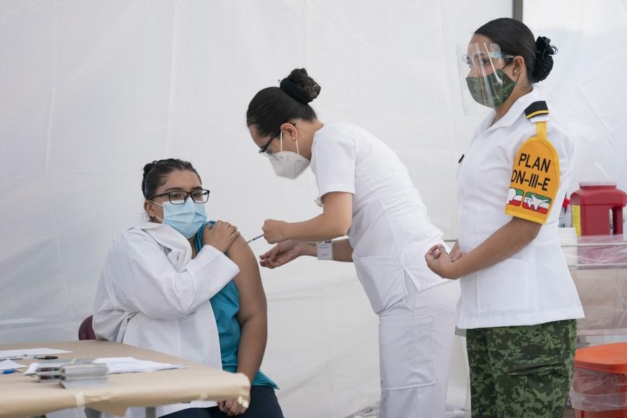 เม็กซิโกไฟเขียวใช้ 'วัคซีนโควิด-19' ฝีมือซิโนแวค-แคนซิโน