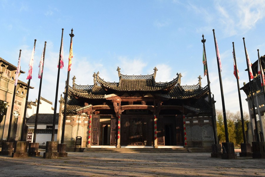 ยลหมู่บ้านโบราณจีน 'ถังเย่ว์' แดนเจ็ดซุ้มประตูไผฟาง