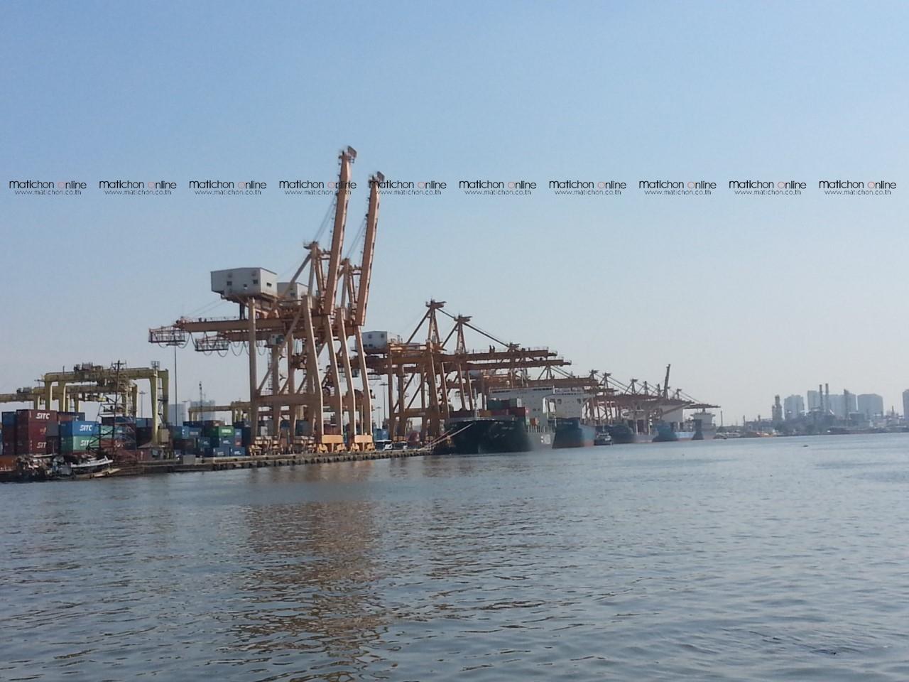 การท่าเรือ ยกระดับมาตรการสกัดโควิด พร้อมเพิ่มจุดให้บริการทำธุรกรรมทางการเงินครบวงจร