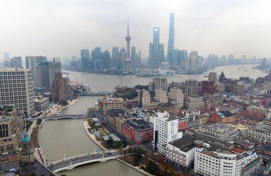 'เซี่ยงไฮ้' ลดฝุ่นพีเอ็ม2.5 ลง 36% ใน 5 ปี