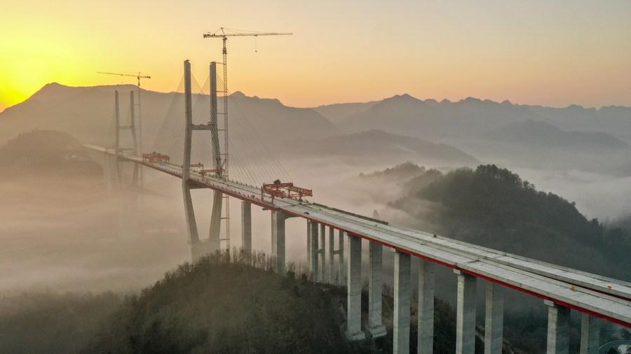 สร้างจนชำนาญ! กุ้ยโจวครองฉายา 'พิพิธภัณฑ์สะพานโลก'