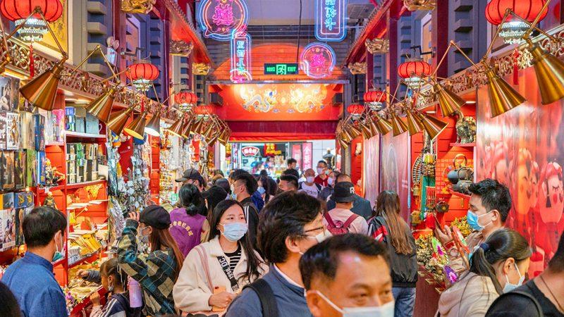 จีนล่ำซำฝ่าโควิด! มหาอำนาจเดียวในโลกที่เศรษฐกิจเติบโต-จีดีพีทะลุ 470 ล้านล้าน