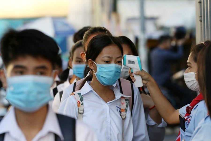 'กัมพูชา' พบป่วย 'โควิด-19' จากต่างประเทศเพิ่ม 2 ราย