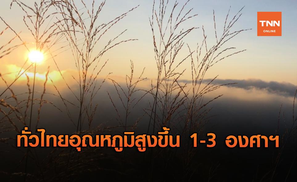 สภาพอากาศ โดย กรมอุตุนิยมวิทยา ประจำวันที่ 21 ม.ค.64
