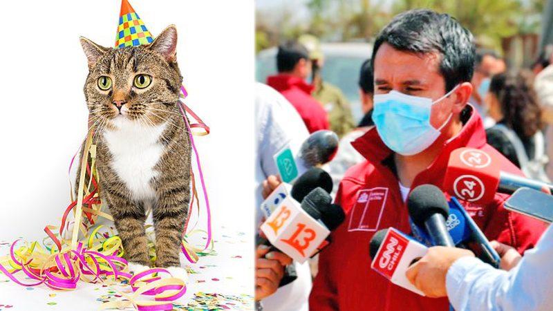 เงิบหนัก! ทาสแมวจัดปาร์ตีวันเกิดเหมียวสุดรัก ทำโควิดระบาด-ติดเชื้อ 15 คน