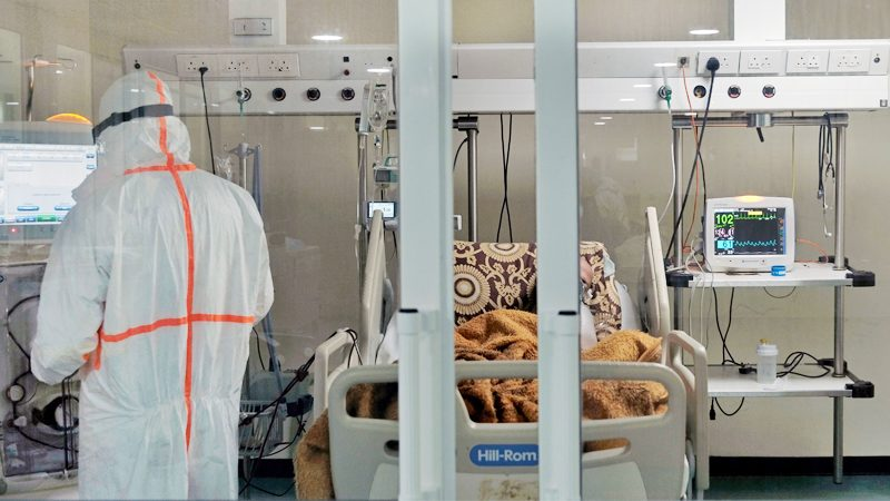 โลกติดโควิดทะลุ 100 ล้านคน! อินโดฯ เฉียดล้านแตก-สปป.ลาวผงะป่วยเพิ่ม