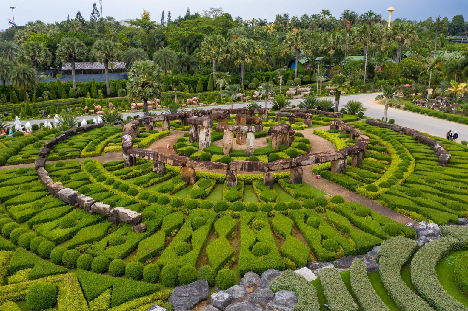 สวนนงนุชเปิดเที่ยวปกติ ชลบุรี 8 วันไม่พบผู้ป่วยเพิ่ม เตรียมคลายล็อกพื้นที่แดงเป็นส้ม