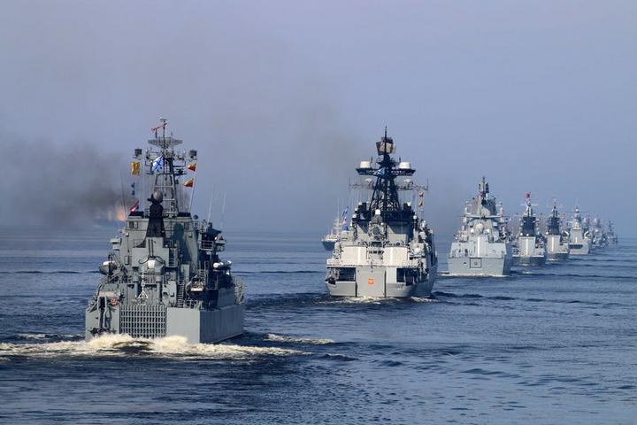 'กองทัพเรือรัสเซีย' เตรียมรับเรือใหม่อย่างน้อย 40 ลำในปีนี้