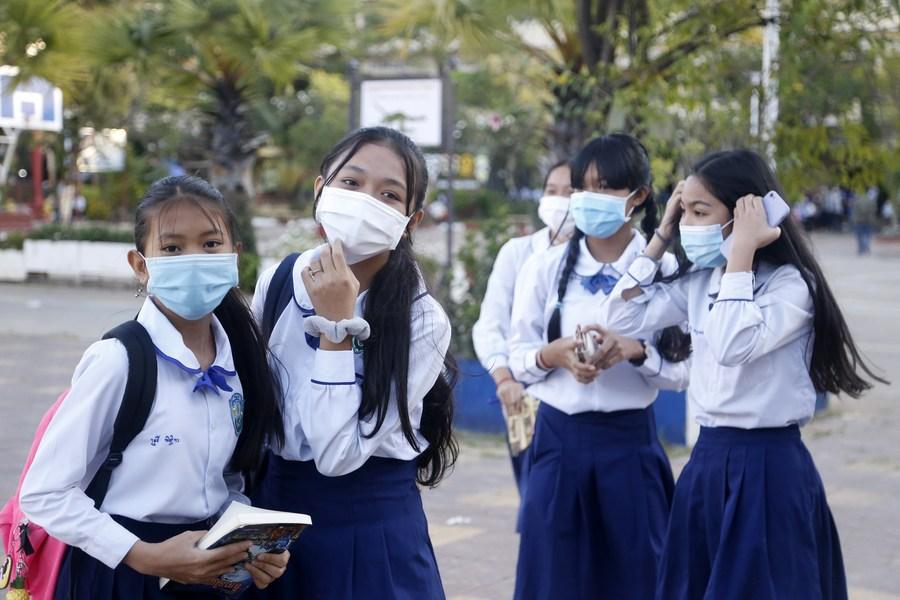 'กัมพูชา' พบป่วยโควิด-19 กลับจากต่างประเทศเพิ่ม 1 ราย