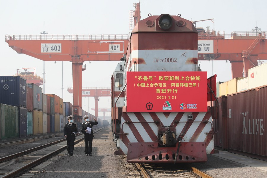 จีนเผย 'พิธีการศุลกากร' ประสิทธิภาพพุ่งขึ้นในปี 2020