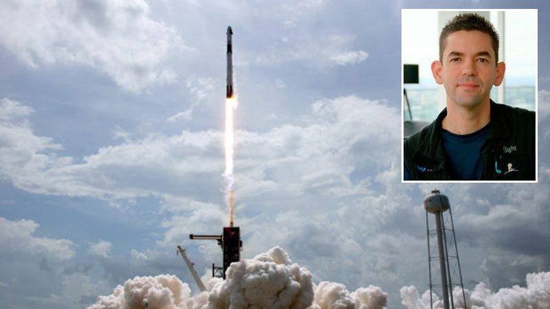 สเปซเอ็กซ์ประเดิมท่องวงโคจรโลก ส่งพลเรือน4คนเปิดศักราชเที่ยวอวกาศ
