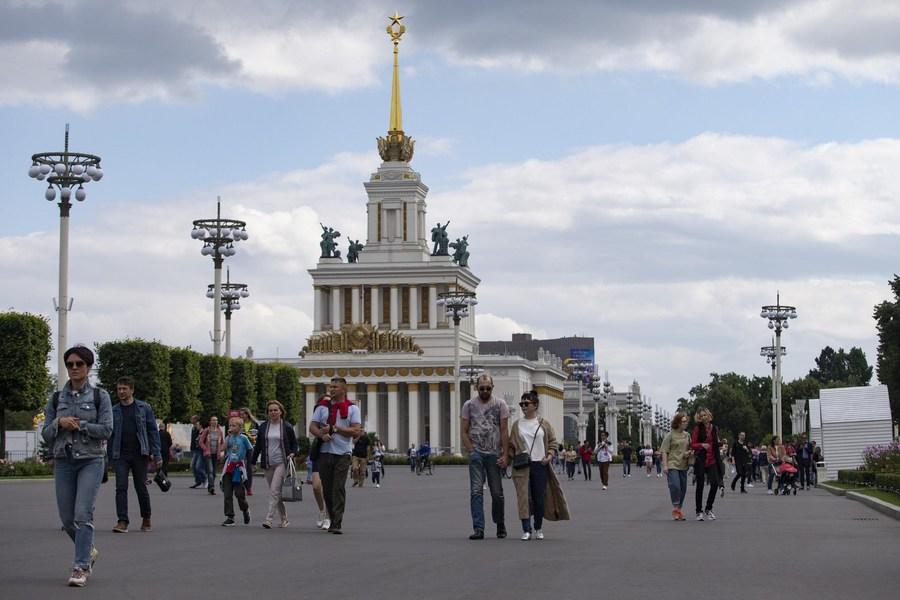 รัสเซียเผย 'จีดีพี ปี 2020' ร่วง 3.1% เซ่นโควิด-19
