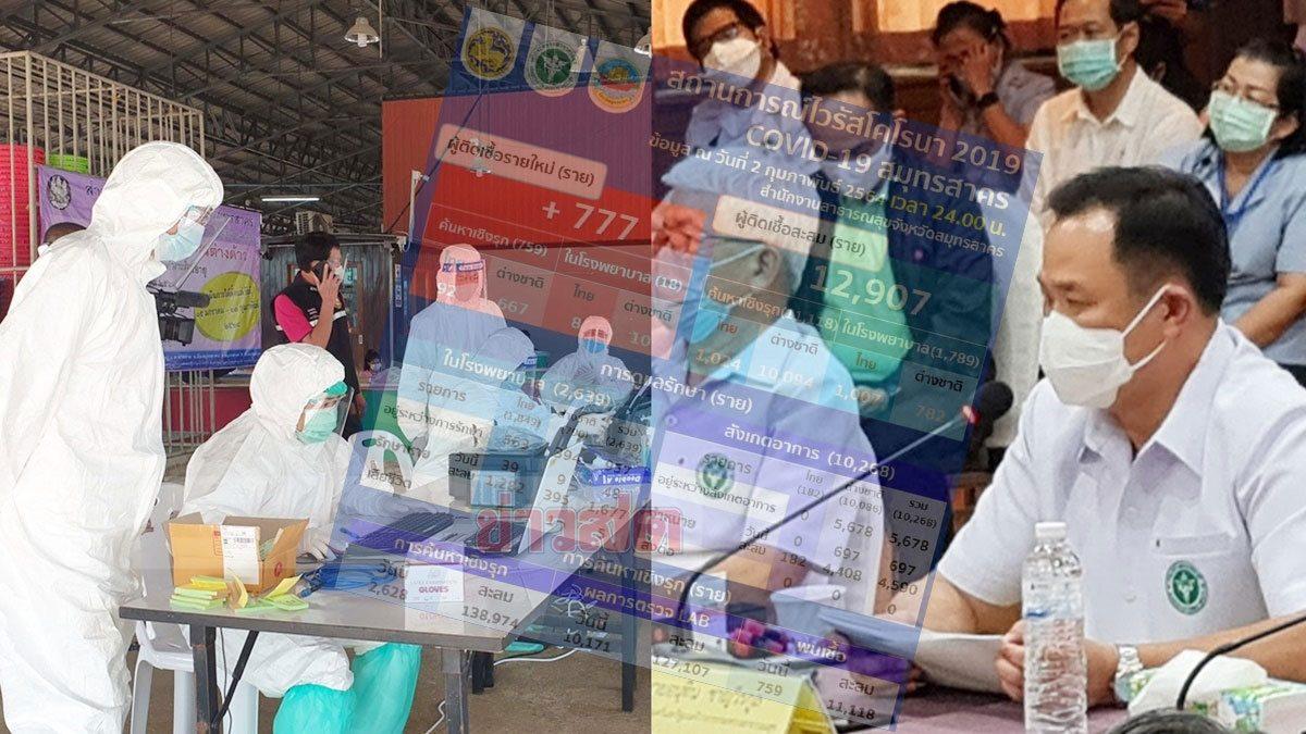 อนุทินยันคำเดิมกระจอก ใช้ทุกวิธีดันวัคซีนโควิดติดปัญหาขนส่ง มาให้ไทย