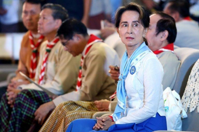 ตามคาด! กองทัพพม่าตั้งข้อหา ออง ซาน ซู จี ลักลอบนำเข้าวิทยุสื่อสาร