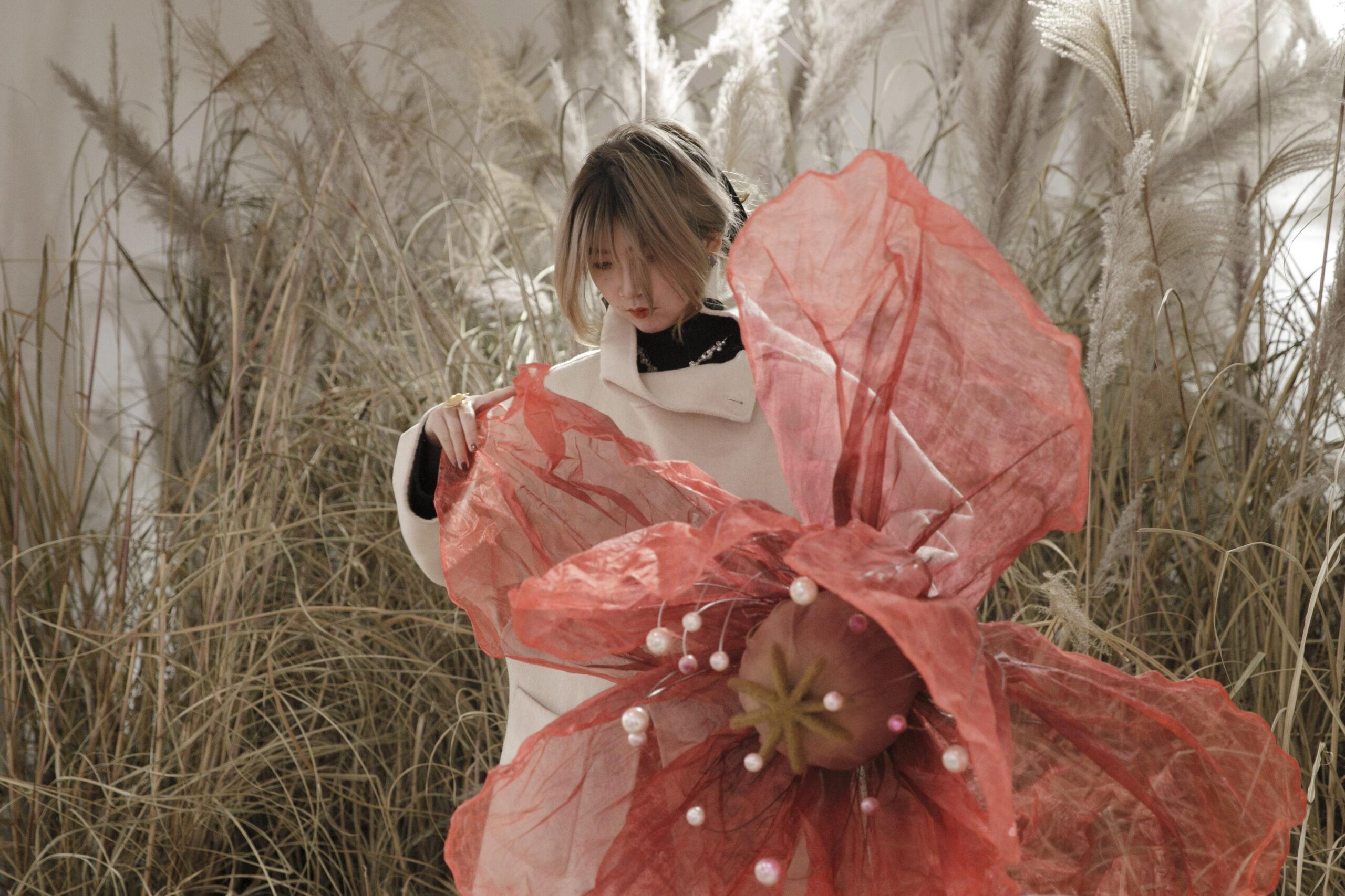 หญิงสาวผู้ได้แรงบันดาลใจจาก 'ศิลปะการจัดดอกไม้' มานำทางชีวิต