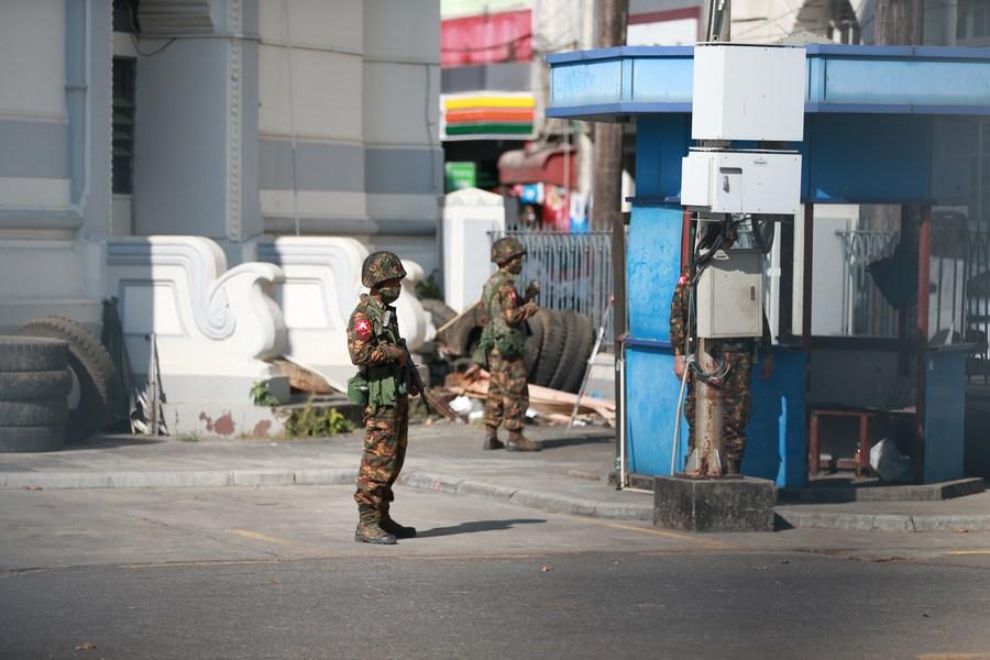 กองทัพเมียนมาเผยจัดการคดี 'อูวินมยิน-อองซานซูจี' ตามกฎหมาย