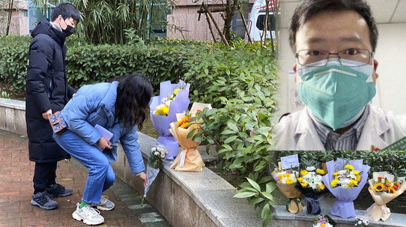 รัฐไม่อาลัย แต่ชาวบ้านอาลัย หมอหลี่ ผู้เปิดเผยโรคโควิด สิ้นใจครบ1ปี