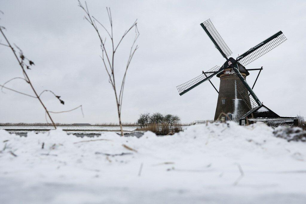 ดัชต์ประกาศภาวะฉุกเฉิน รับมือพายุหิมะถล่มในรอบ 10 ปี