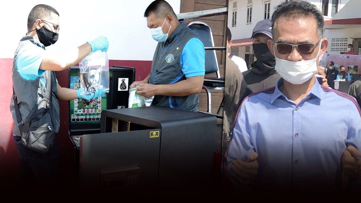 เปิดตู้เซฟลับ 'หลงจู๊ สมชาย' เจอเงินสด-พระเครื่อง-อาวุธปืน ผบ.ตร.สั่งค้านประกัน