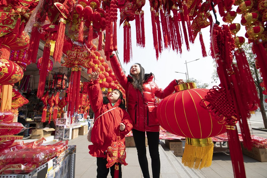 ส่องบรรยากาศต้อนรับ 'ตรุษจีน' ในหลายมณฑลของจีน