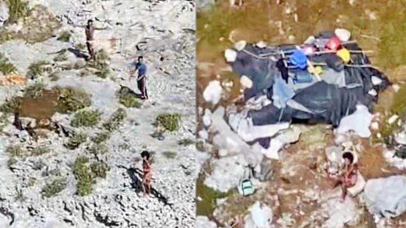 """คิวบา 3 คนติดเกาะร้าง 33 วัน รอดตายเพราะกิน """"มะพร้าว-หนู"""" ประทังชีวิต (คลิป)"""