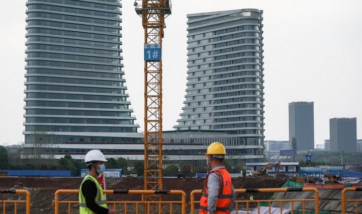ภาค 'วัสดุก่อสร้าง' ของจีนเผย 'ผลผลิต-กำไร' เพิ่มขึ้นในปี 2020