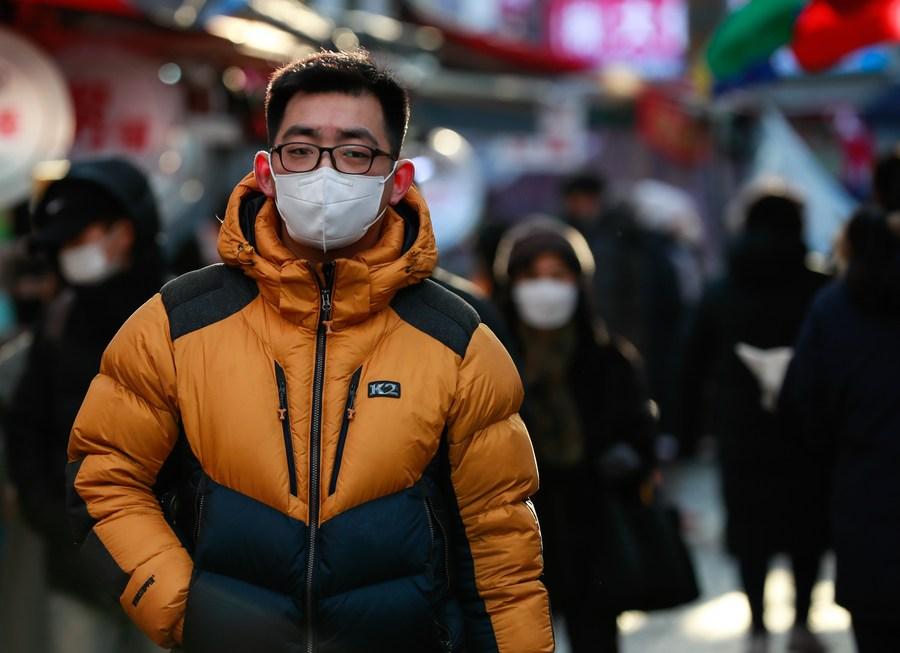 เกาหลีใต้ป่วยโควิด-19 เพิ่ม 444 ราย ยอดรวมแตะ 90,816 ราย