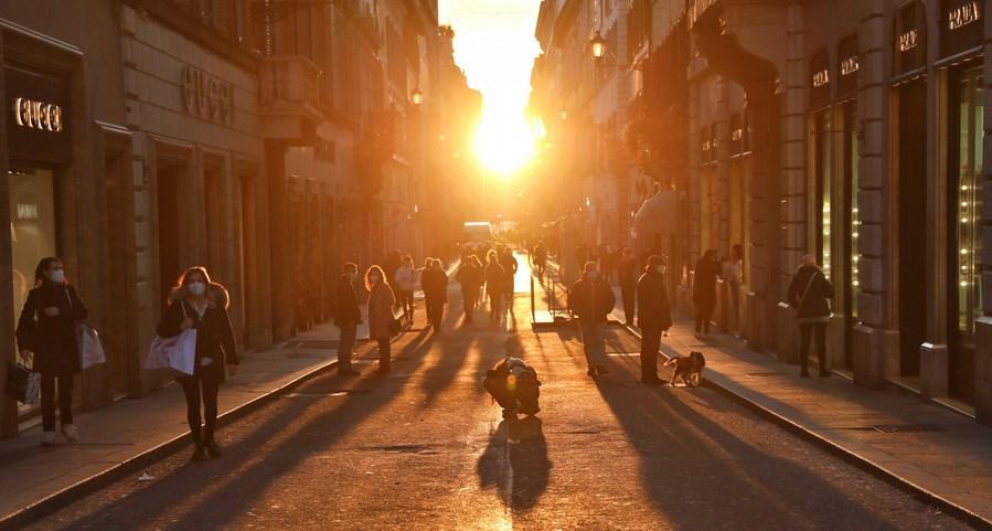 อิตาลีหนี้ท่วม พุ่งแตะ 2.5 ล้านล้านยูโร หลังเผชิญมรสุมโควิด-19