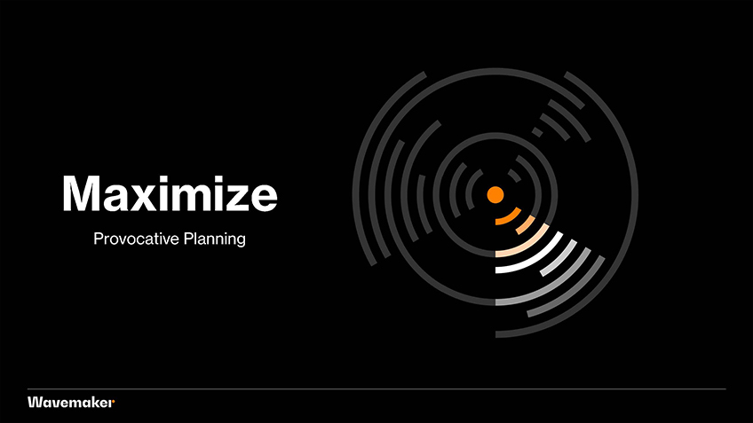 เวฟเมคเกอร์ เปิดตัว Maximize นวัตกรรมการวางแผนสื่อโฆษณารูปแบบใหม่สุดล้ำ