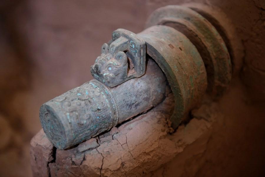 ส่านซีปราบ 'อาชญากรรมโบราณวัตถุ' กว่า 500 คดีในปีเดียว
